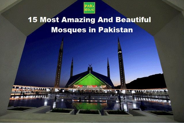 Most Beautiful Mosques
