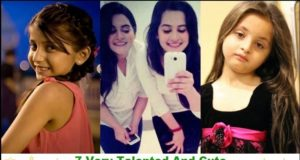 Cute Pakistani Child Actors