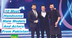 10 Most Handsome Male Models And Actors From Pakistan