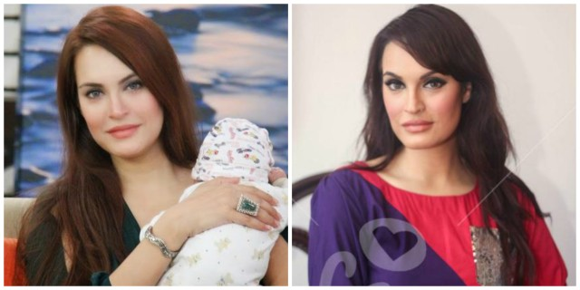 Plastic Surgery Photos of 13 Pakistani Celebrities