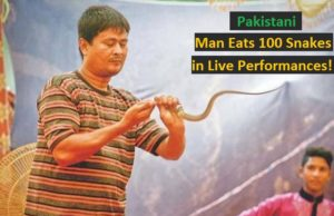 Pakistan Snake Eater