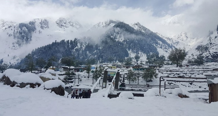 Naran Winter
