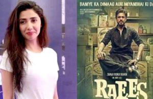 Trailer of Raees