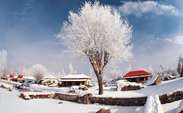 Skardu Winter