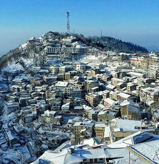 Pictures of Murree