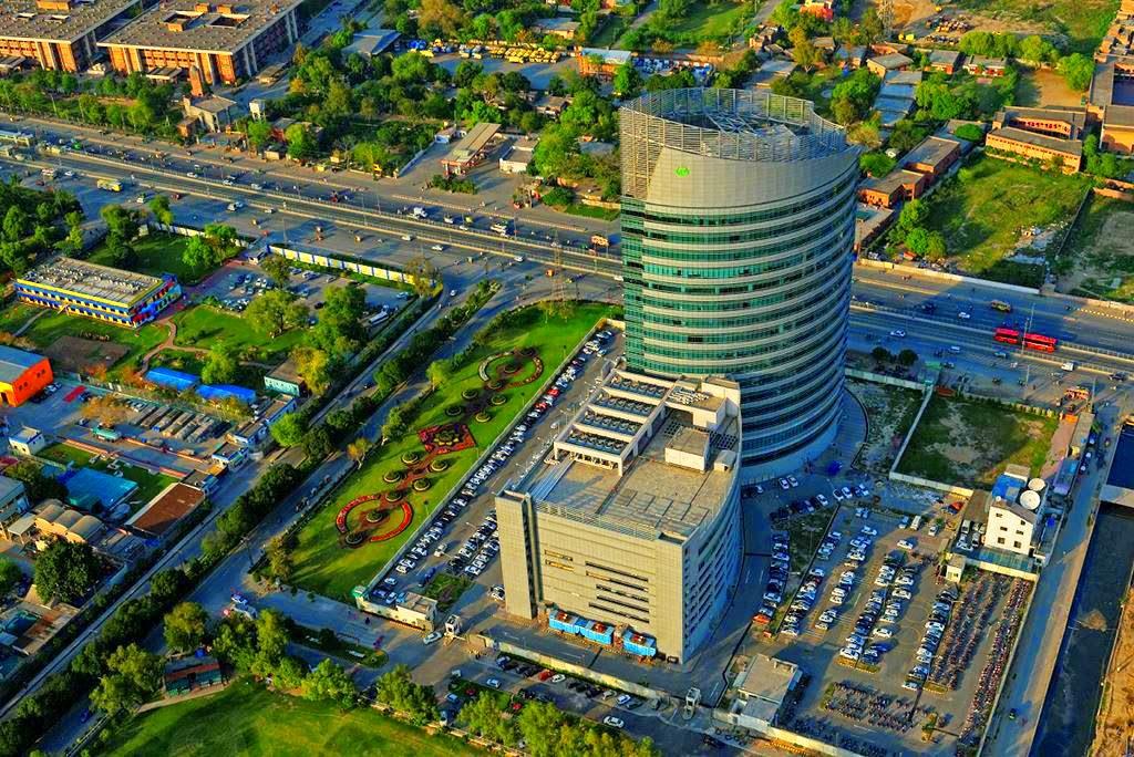 Aarfa Karim Technology Park - Lahore