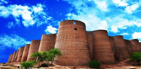 Derawar Fort1