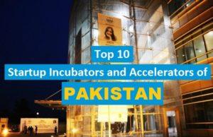 Incubators And Accelerators of Pakistan