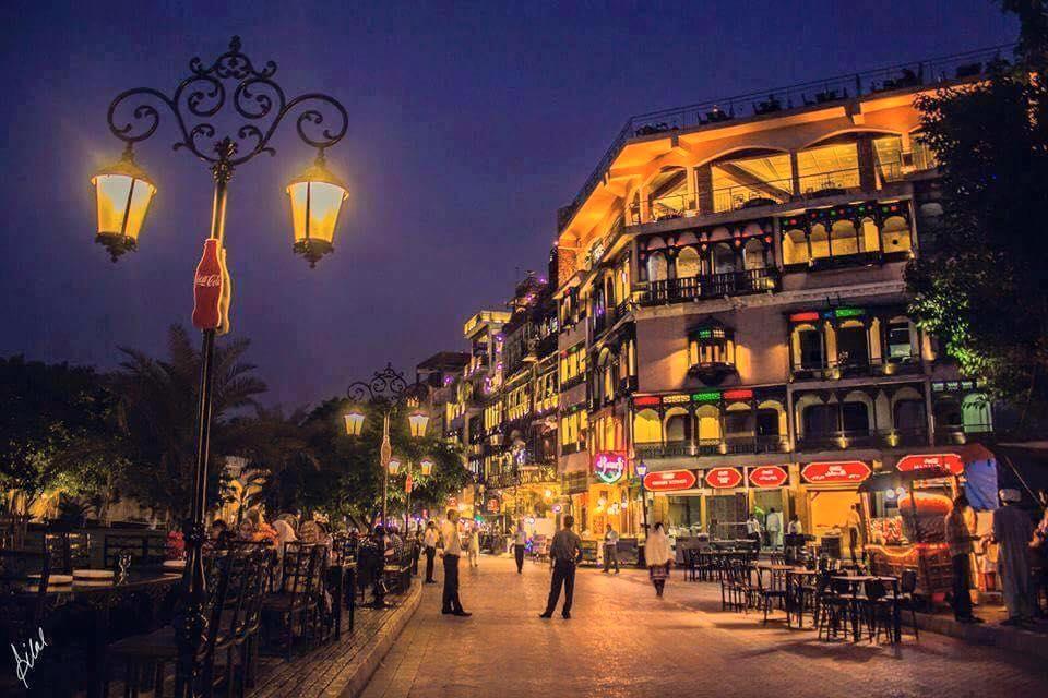 Food Street - Lahore