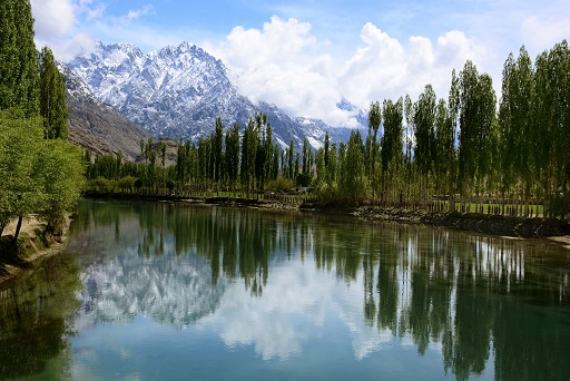 Ghizer RIver - Phandar Valley1