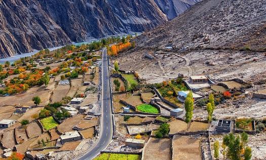 Gulmit - Gilgit Baltistan1