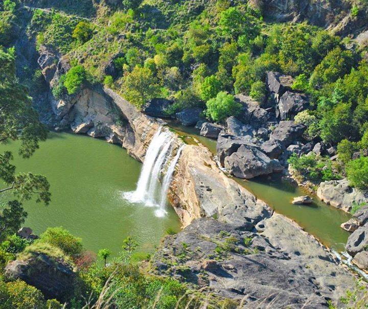 Gulpur Waterfalls - Kotli