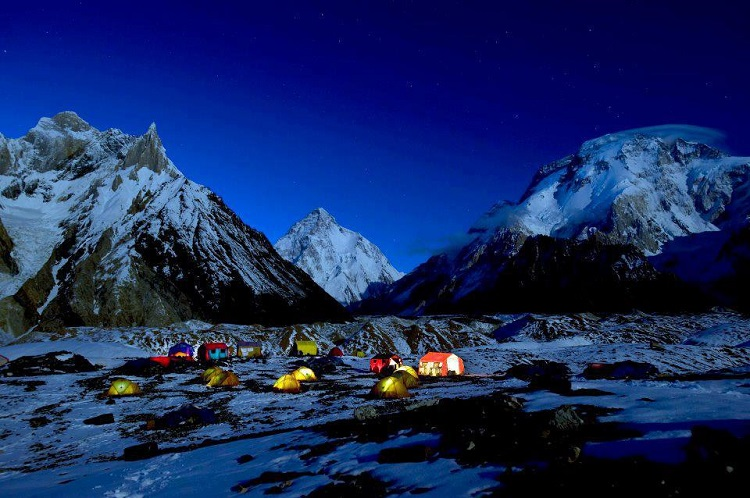 Feeling Cold? Wait Until You Read the Temperature at K2 ...