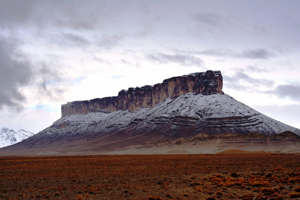 Sulaiman Range Mountain - Balochistan