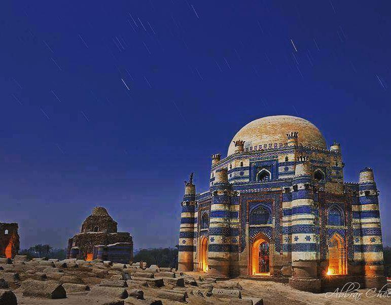 Tomb of Bibi Jawindi, Bahawalpur
