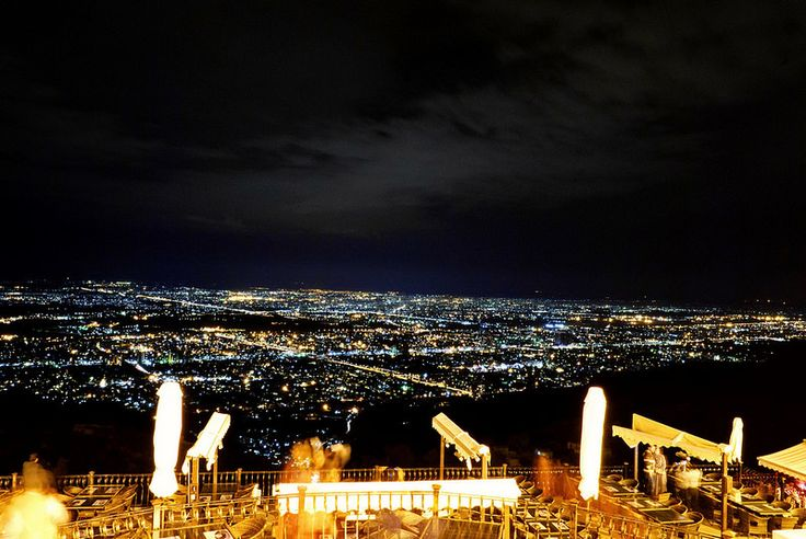 View of Islamabad From Monal - Islamabad