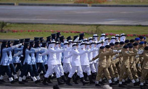 14 - Women in Pakistani Armed Forces