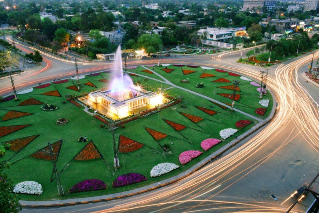 15 - Azadi Chowk Lahore
