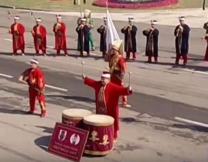 22 - Turkish Band 1