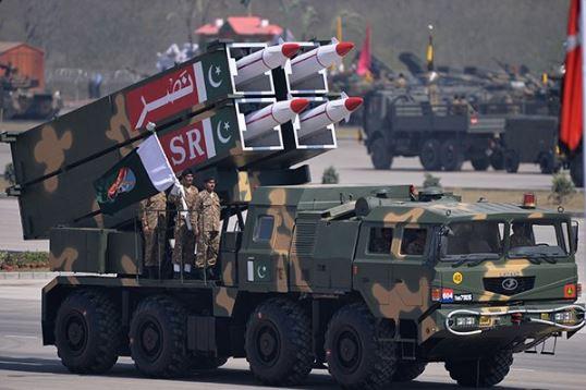 24 - Nasar Missile