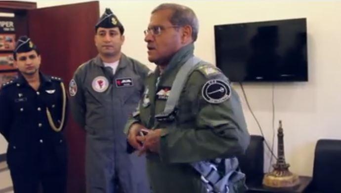 43 - Air Chief Marshal Sohail Aman