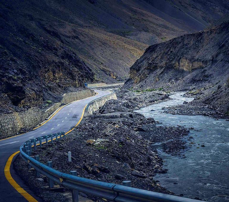 Karakoram Highway 1