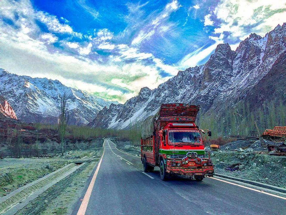 Karakoram Highway 12