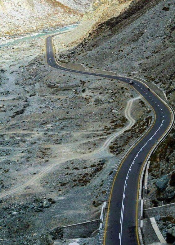 Karakoram Highway 13