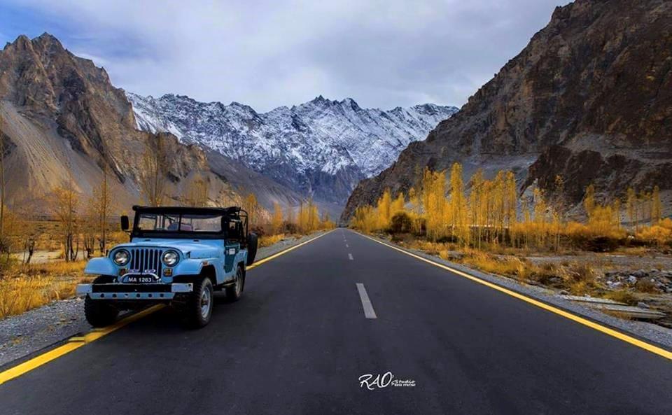 Karakoram Highway 17