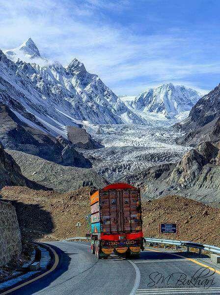 Karakoram Highway 5