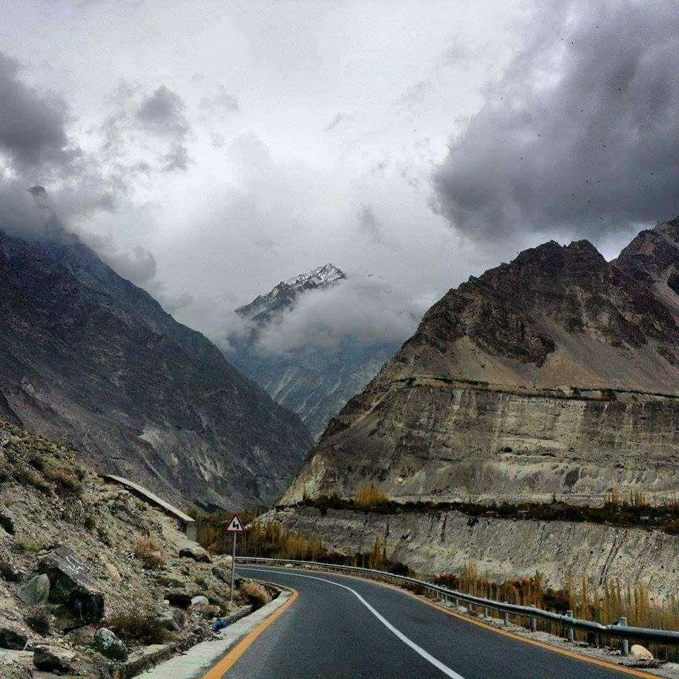 Karakoram Highway 7