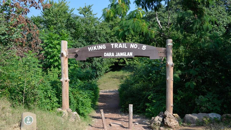1 - Trail 5 - Margalla Hills