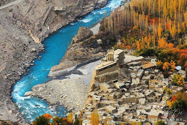 16 - Altit Fort - Hunza Valley - Photo Credits - Iqbal Khatri