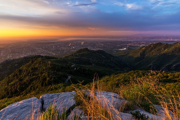 17 - Sunrise Over Margalla Hills