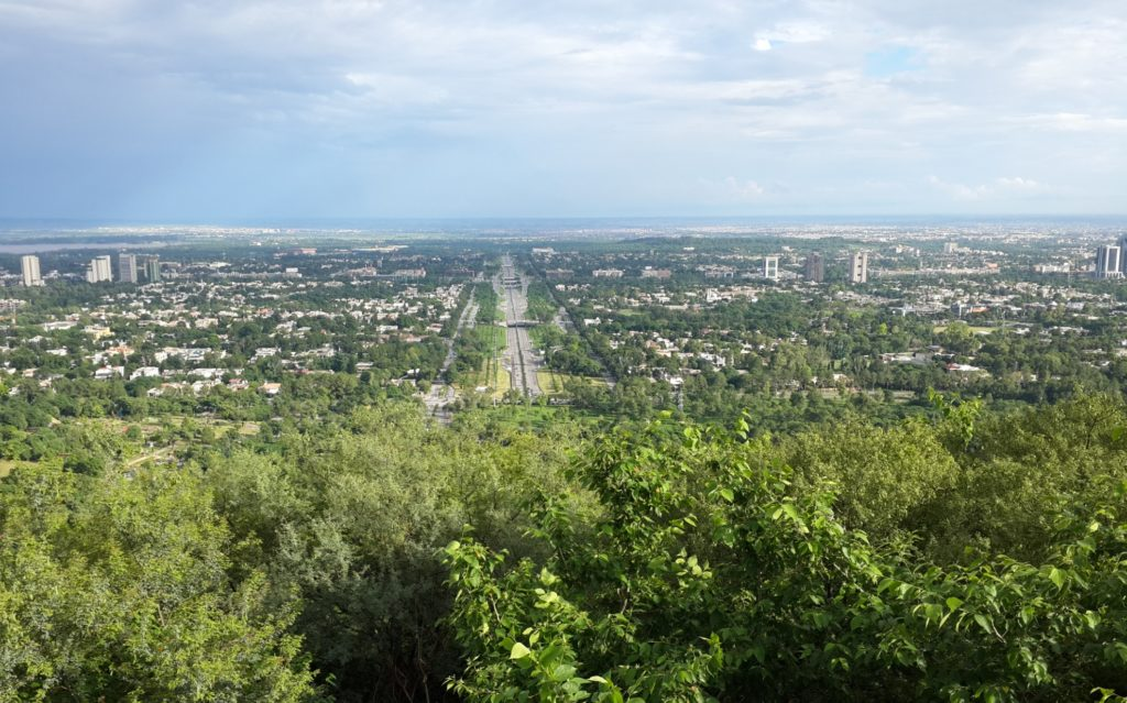 19 - View of Islamabad