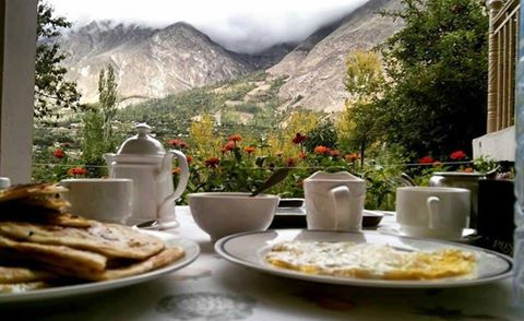 20 - Imagine a Breakfast with This View - Photo Credits - Fahad Naseem