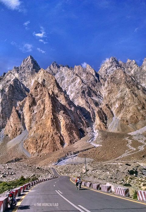 21 - Passu Cones, Gojal, Hunza Take You To Another World