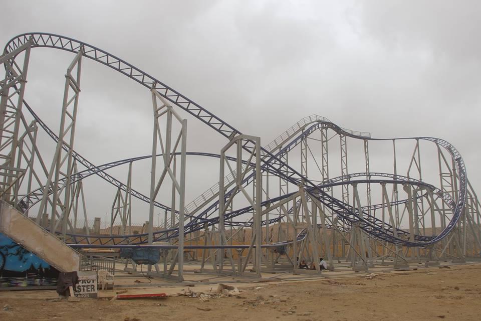 24 - Roller Coaster 1