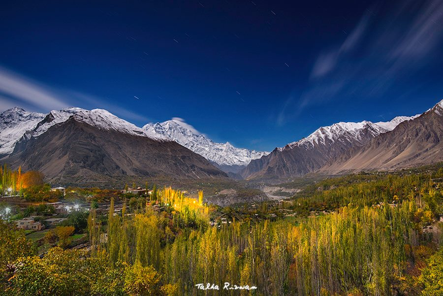 24 - This is what Night in Hunza Looks Like