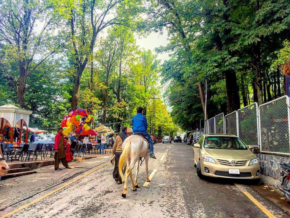 24 - You can enjoy Horse Riding in Murree