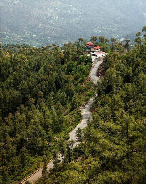 25 - A breathtaking view of Kashmir Point - Murree