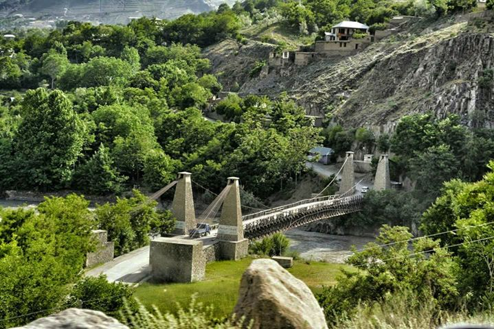 Pictures of Kalash Valley