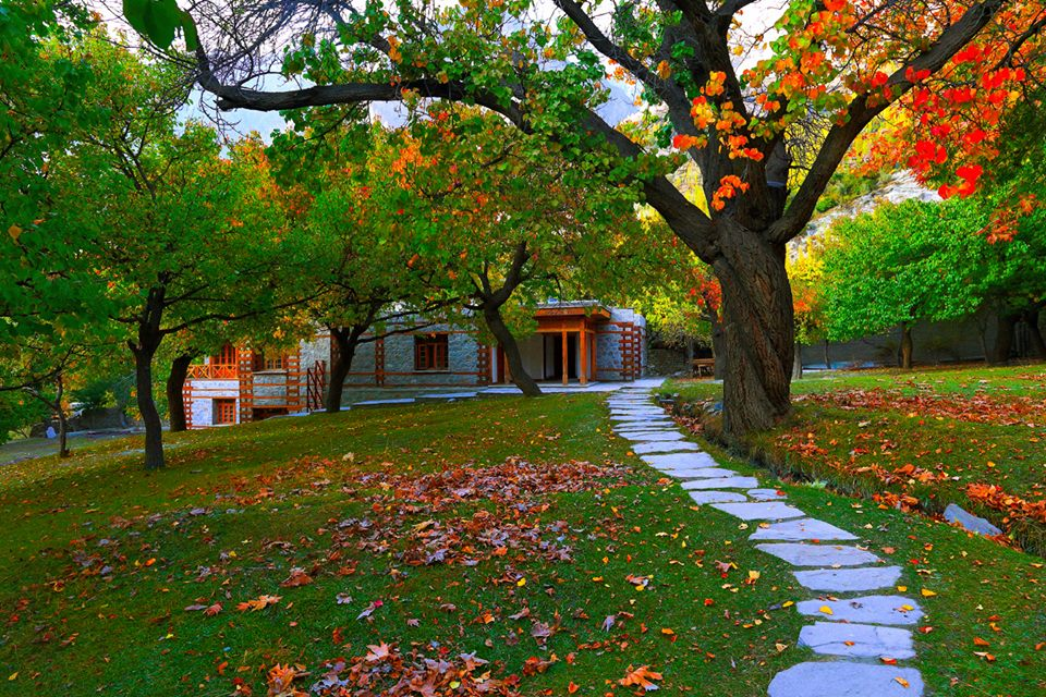 42 - Royal Garden - Altit - Hunza - Photo Credits - Basharat Ali