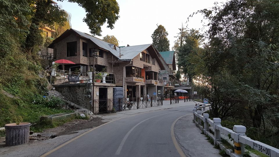 43 - Messonette Firhil One of the best hotels in Murree