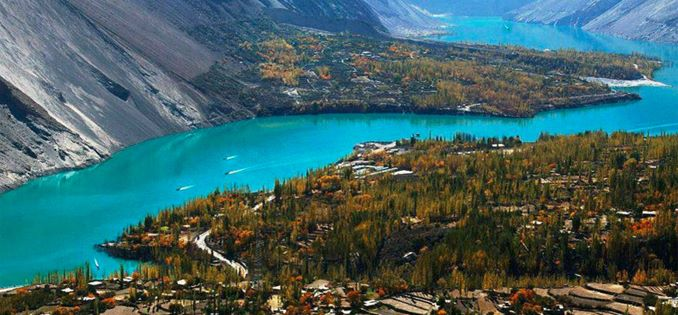 44 - Another Beautiful View of Hunza Valley