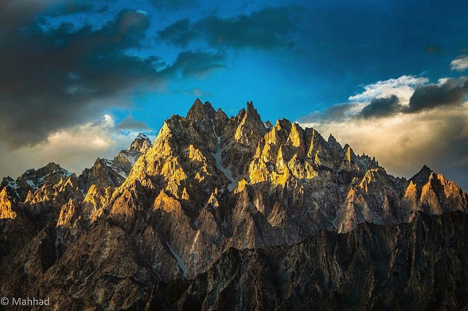 45 - This is What Passu Cones Look like At Sunset