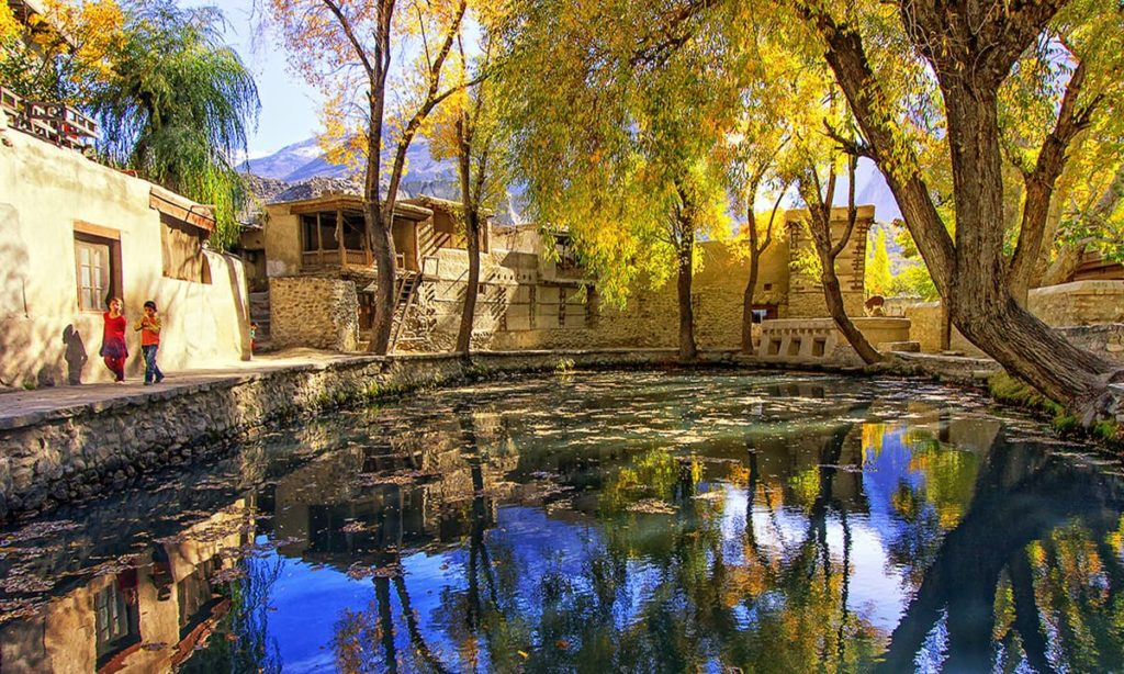 5 - Ganish Village in Hunza