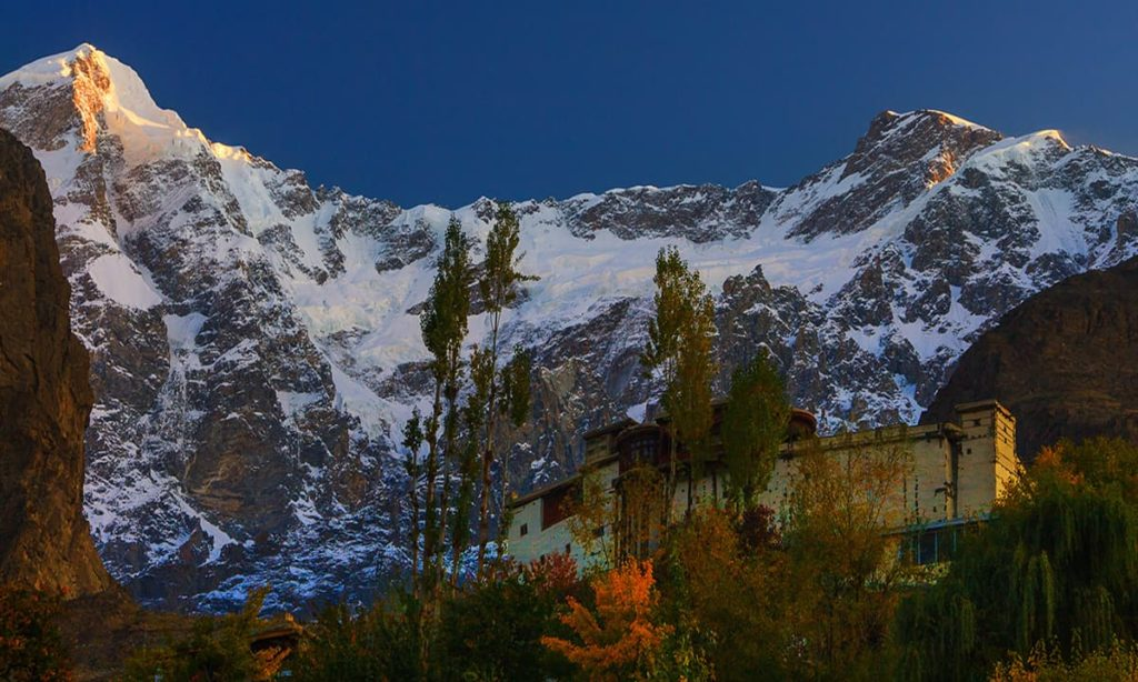 8 - Baltit Fort