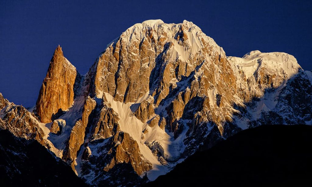 9 - Hunza Peak and Lady Finger Peak