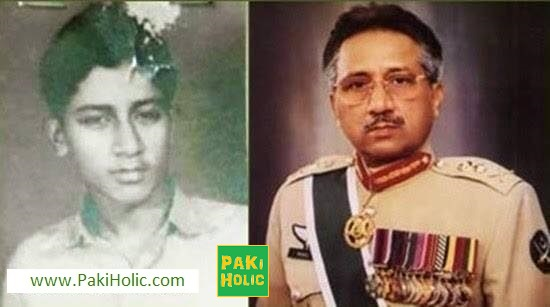 General Retired Pervez Musharraf
